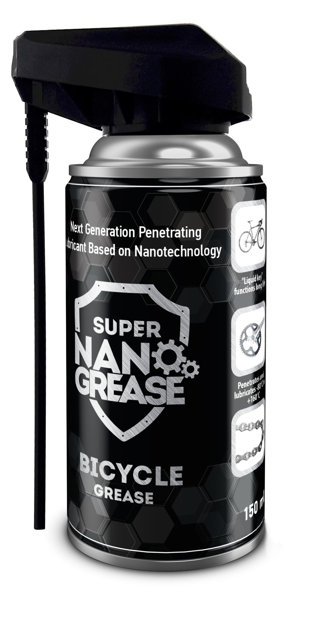 Spray Nano Grease