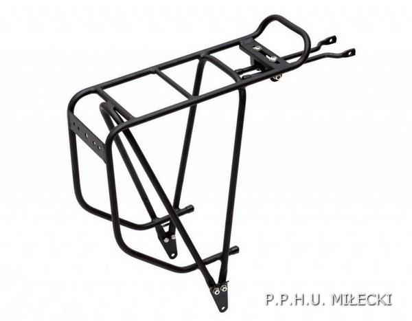 Bagażnik rowerowy tylni crossoczarny