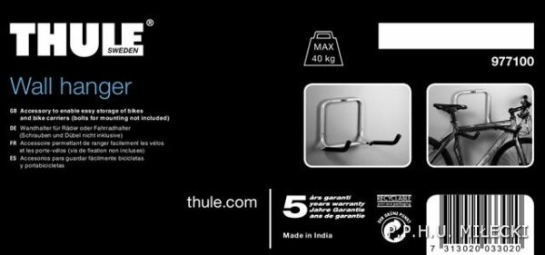 Wieszak na rowery Thule 9771